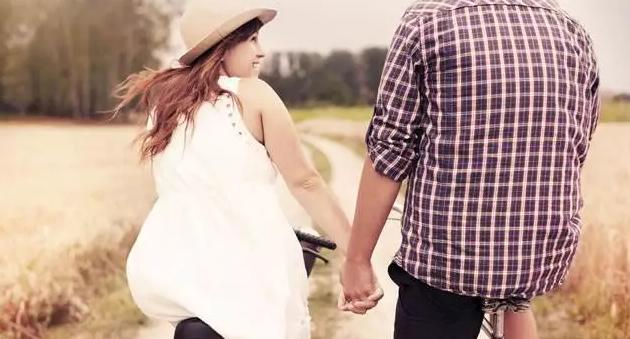 爱燃情感爱你的男人,不会让你一直等