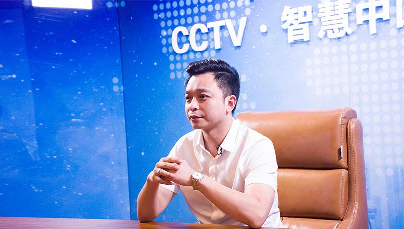 高级婚姻情感咨询师Andy老师接受CCTV采访